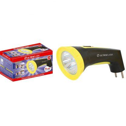 Купить Фонарь Ultraflash LED3804M аккумуляторный