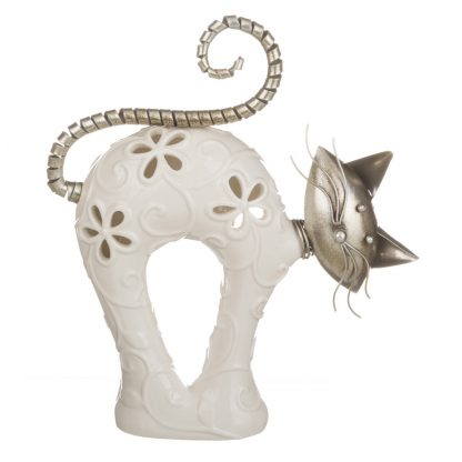 Купить Фигурка декоративная Кошка Мур