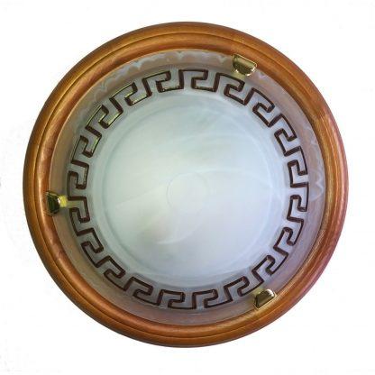 Купить Светильник настенно-потолочный BSW Дуб 6202/30