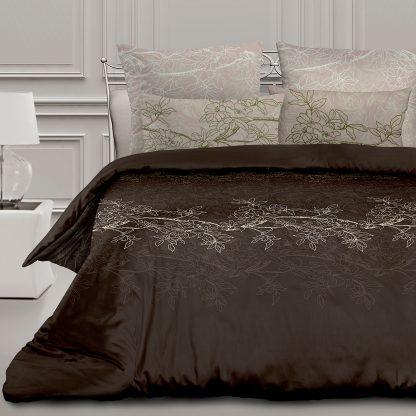 Купить Комплект постельного белья Романтика Сиена Евро