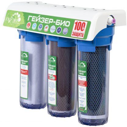Купить Фильтр 3 Био 312 для мягкой воды в Санкт-Петербурге по недорогой цене и с быстрой доставкой.