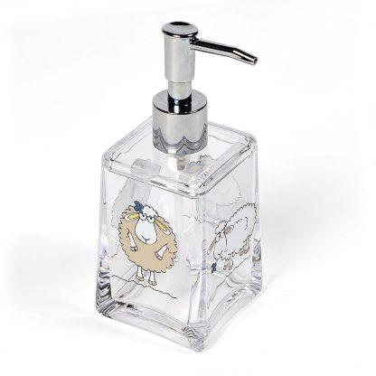 Купить Дозатор для жидкого мыла FUNNY SHEEP в Санкт-Петербурге по недорогой цене и с быстрой доставкой.