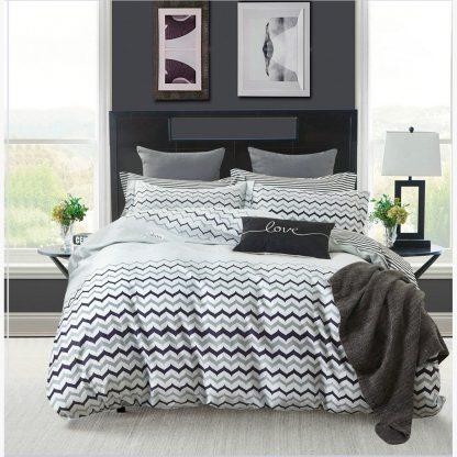 Купить Комплект постельного белья Сатин Евро