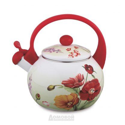 Купить Чайник со свистком Home Cafe Маки