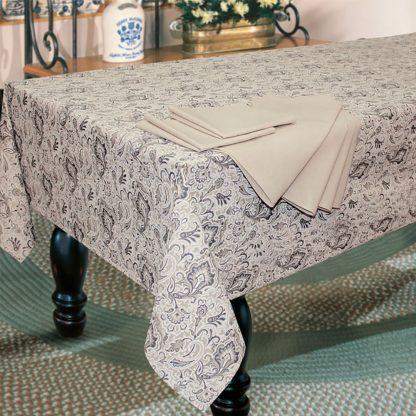 Купить Комплект столового белья: скатерть 220х140см