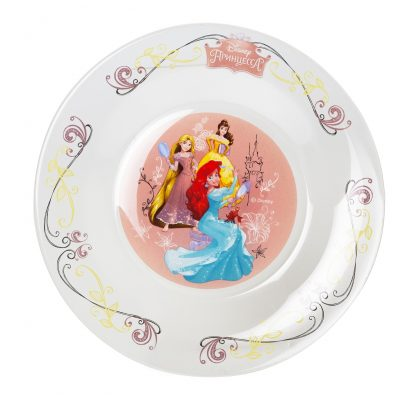 Купить Тарелка Принцессы 19