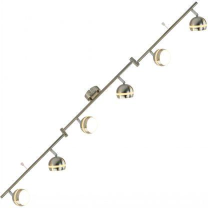 Купить Спот Vener 6*LED*5Вт 230В