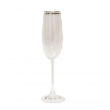 Купить Набор бокалов д/шампанского Эсприт Паутинка