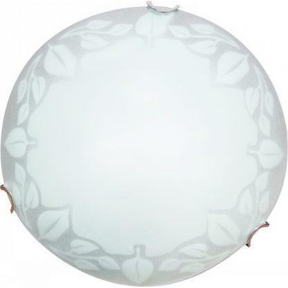 Купить Светильник настенно-потолочный Leaves 1*E27*100Вт 230В