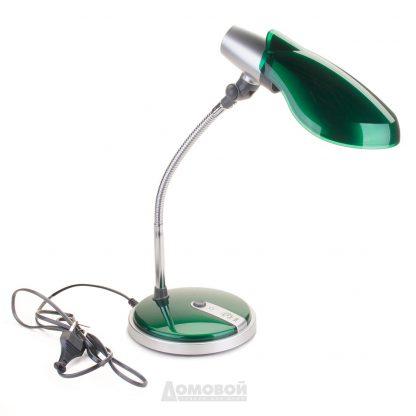 Купить ЭРА наст.светильник NE-301-E27-15W-GR зеленый (12/72) в Санкт-Петербурге по недорогой цене и с быстрой доставкой.