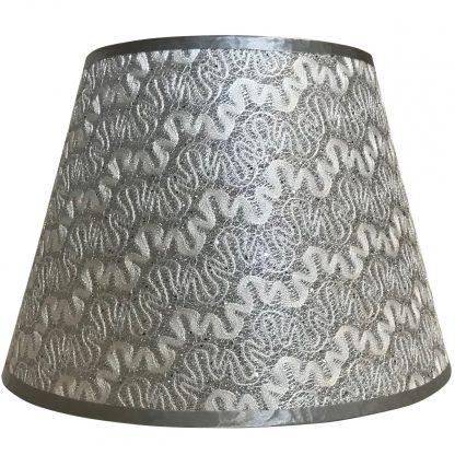 Купить Абажур Символ Света A99 Е27 300/185/210 мм серый в Санкт-Петербурге по недорогой цене и с быстрой доставкой.