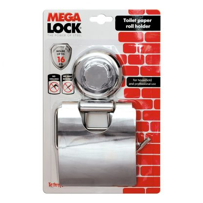 Купить Держатель для туалетной бумаги MEGA LOCK