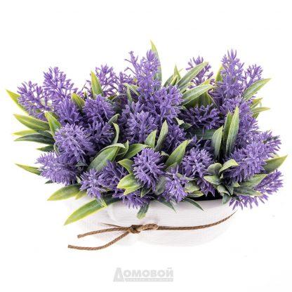 Купить Растение искусственное Лаванда