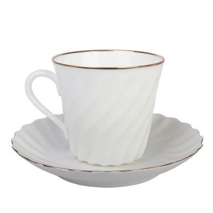 Купить Пара кофейная Витая 155мл