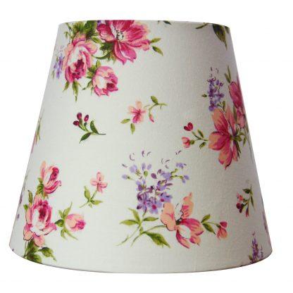 Купить Абажур Provance Clip 7771-1 9/14/11см 1*Е27*40Вт цветы в Санкт-Петербурге по недорогой цене и с быстрой доставкой.
