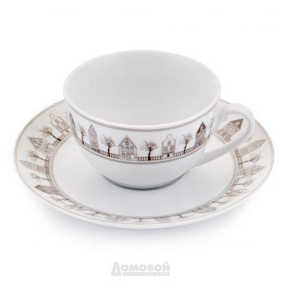 Купить Набор чайный Saragossa 6/12пр 250мл фарфор в Санкт-Петербурге по недорогой цене и с быстрой доставкой.