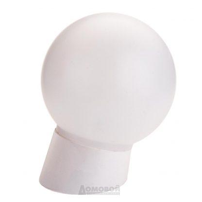 Купить Светильник НБО/НББ 61-60 белое косое основание + пластиковый плафон в Санкт-Петербурге по недорогой цене и с быстрой доставкой.