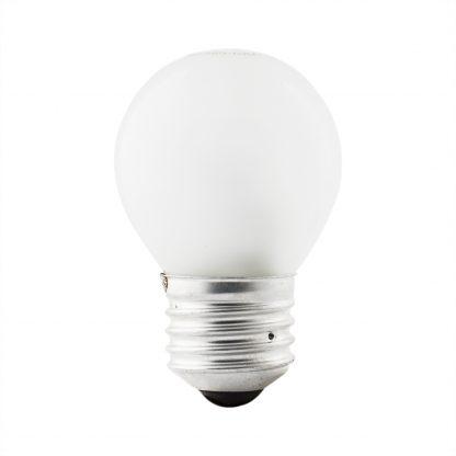 Купить Лампа галогенная SHOLTZ E27 42W 2700К 220V шар в Санкт-Петербурге по недорогой цене и с быстрой доставкой.