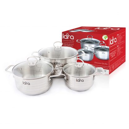 Купить Набор посуды Lara Standart