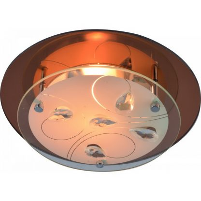 Купить Светильник настенно-потолочный Tiana 25см 1*E27*60Вт 230В