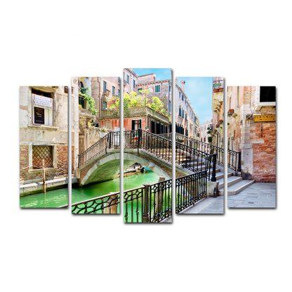 Купить Картина модульная на холсте Итали