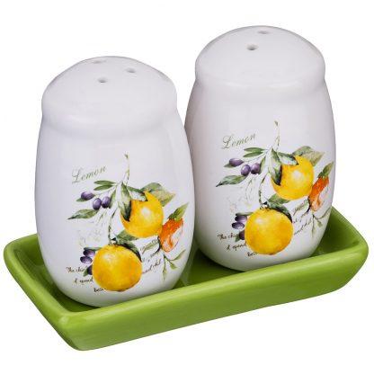 Купить Набор д/специй Итальянские лимоны 2 пр.