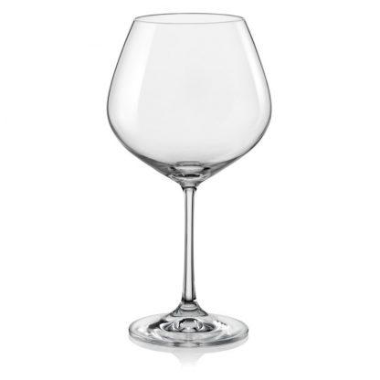 Купить Набор бокалов  д/вина Виола 6шт 570мл гладкое бесцветное стекло в Санкт-Петербурге по недорогой цене и с быстрой доставкой.