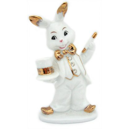 Купить Фигурка декоративная Заяц-Волшебник