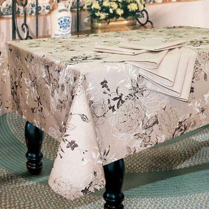 Купить Комплект столового белья: скатерть 180х140см