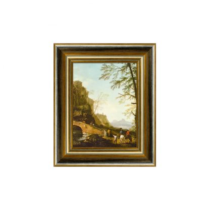 Купить Картина в раме Итальянский пейзаж