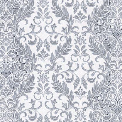 Купить Обои Эрисманн (вспен. винил на ф/о) Profi Deco Органза 2829-7 (рисунок 1-2) серый 1