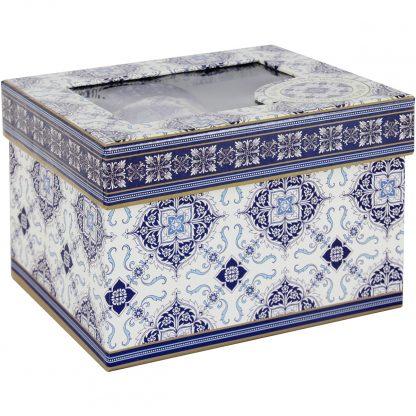 Купить Кружка Шангри-Ла 300мл П/У синяя фарфор в Санкт-Петербурге по недорогой цене и с быстрой доставкой.