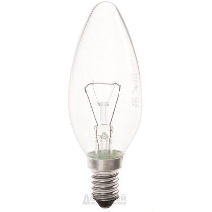 Купить Лампа накаливания GE 60C1/CL/E14 90480 в Санкт-Петербурге по недорогой цене и с быстрой доставкой.