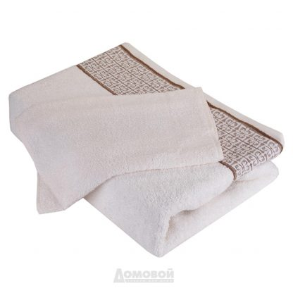 Купить Комплект махровых полотенец Дарсия