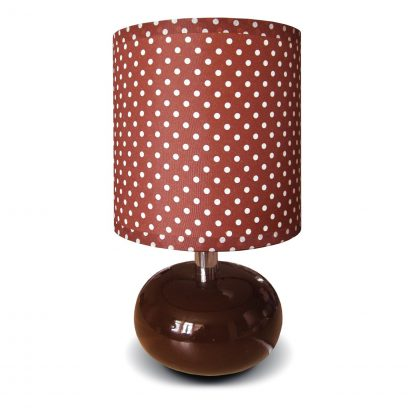 Купить Лампа настольная Келли 607030301 1*E14*40Вт в Санкт-Петербурге по недорогой цене и с быстрой доставкой.
