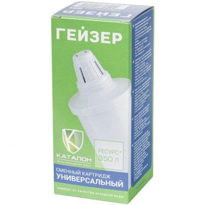 Купить Модуль сменный к кувшинам Гейзер 501 универсальный в Санкт-Петербурге по недорогой цене и с быстрой доставкой.