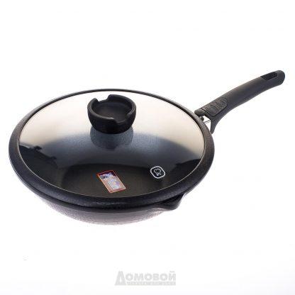 Купить Сковорода-вок с крышкой Rondell Escurion RDA-870