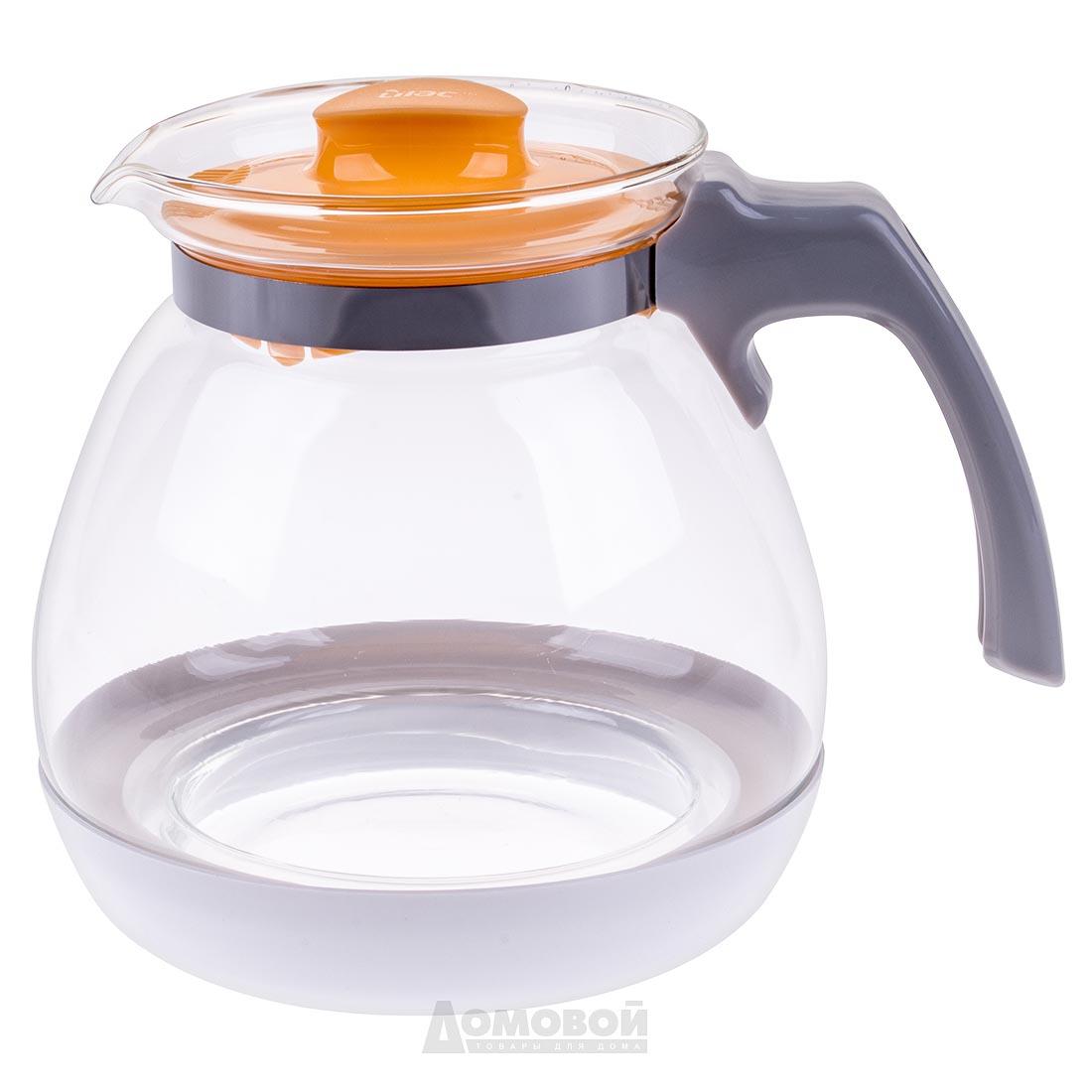 купит стеклянный чайник спб
