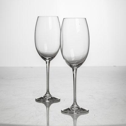 Купить Набор бокалов д/вина Эста(СТЕЛЛА) 2шт 400мл стекло в Санкт-Петербурге по недорогой цене и с быстрой доставкой.