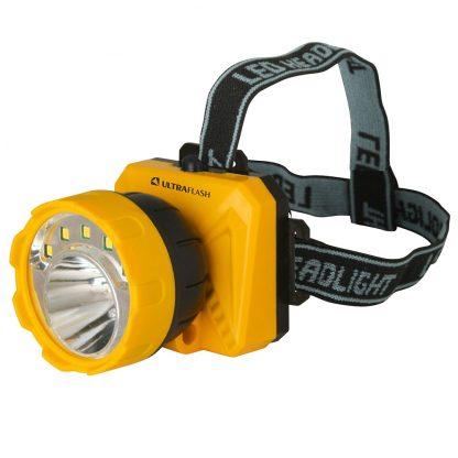 Купить Фонарь Ultraflash LED5372 налобный