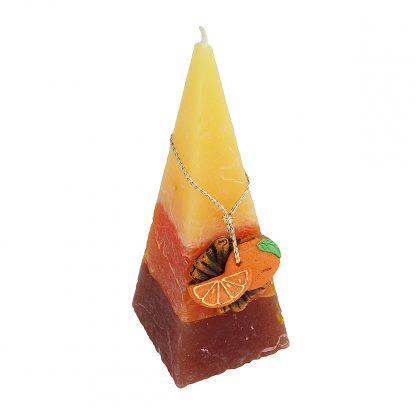 Купить Свеча ароматическая Оранж