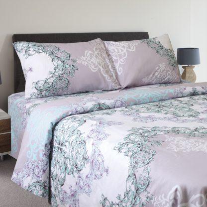 Купить Комплект постельного белья Lana мако-сатин 2-сп.