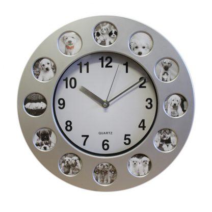 Купить Часы настенные Собаки