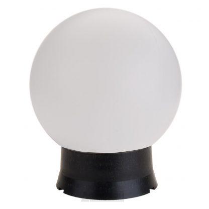 Купить Светильник НБО/НББ 61-60 черное прямое основание + пластиковый плафон в Санкт-Петербурге по недорогой цене и с быстрой доставкой.