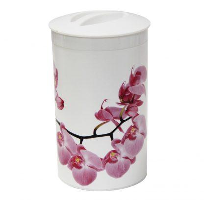 Купить Банка д/продуктов ДЕКО Орхидея