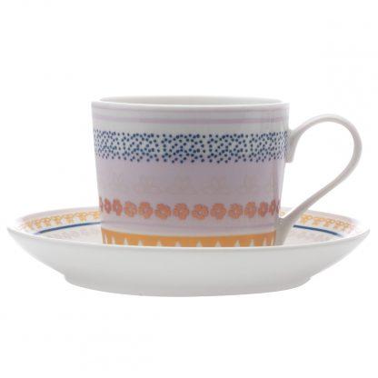 Купить Пара чайная Базар 200мл керамика в Санкт-Петербурге по недорогой цене и с быстрой доставкой.