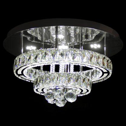 Купить Люстра 77543/72W 2*LED*72Вт RC в Санкт-Петербурге по недорогой цене и с быстрой доставкой.