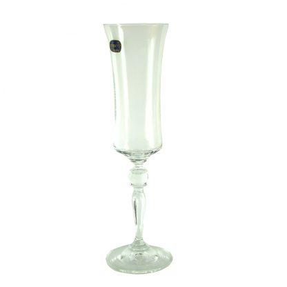 Купить Набор  бокалов д/шампанского Грация 2шт 190мл гладкое бесцветное стекло в Санкт-Петербурге по недорогой цене и с быстрой доставкой.