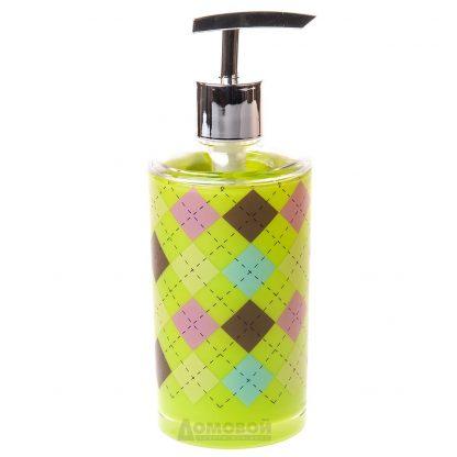 Купить Дозатор для жидкого мыла Home Decor Клетка
