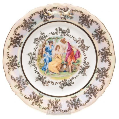 Купить Набор тарелок Мадонна десертные 6шт 19см